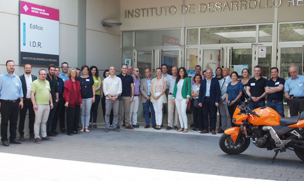Project Meeting Albacete 08062017